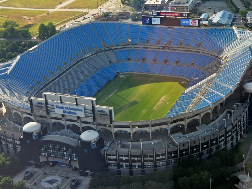 Image of Bank of America Stadium